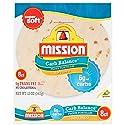 Mission, Flour Tortilla - Low Carb -Soft Taco, 8 ct, 12 oz
