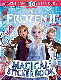 Disney Frozen 2 Magical Sticker Book