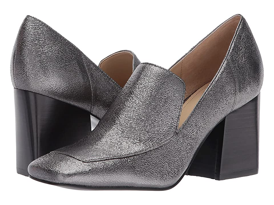 Marc Fisher LTD Marlo (Pewter Leather) Women