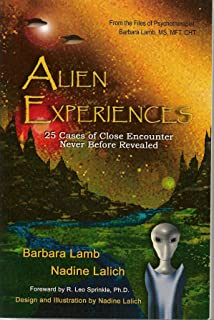 Alien Experiences / SIGNED by co-author Barbara Lamb