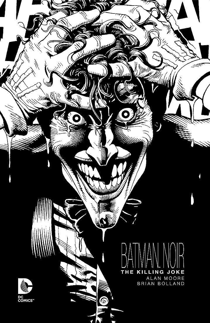 屋内慈善水銀のBatman Noir: The Killing Joke (Batman: The Killing Joke) (English Edition)