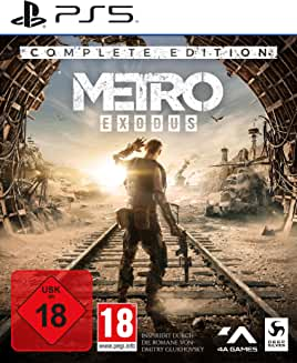 Product Image Metro Exodus: Complete Edition (PlayStation 5)