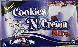 Cookie N Cream Bites - Cookie Dough 3.1 Oz Box