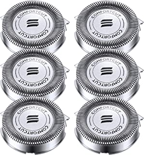 Mudder SH30/50/52 Shaver Replacement Heads Compatible with Philips Electric Shaver Series 1000, 2000, 3000, 5000 and Model...