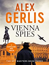 Vienna Spies (Spy Masters Book 3)