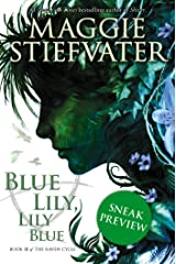 The Raven Cycle Book 3: Blue Lily, Lily Blue (Free Preview Edition) Kindle Edition