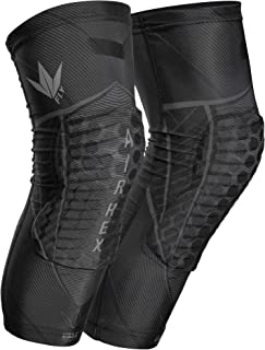 Bunkerkings Fly Compression Knee Pads - Black