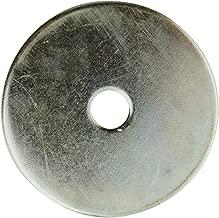 (100 Pcs) 1/4 x 1-1/4 Fender Washer, 18-8 Stainless Steel - U-Turn