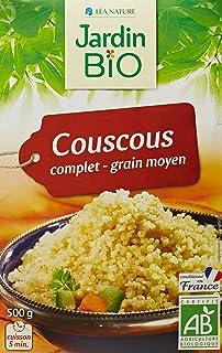 Jardin Bio Couscous Compl Moyen 500 g