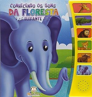 Conhecendo os Sons da Floresta. Elefante