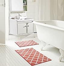 Best coral bath rugs Reviews