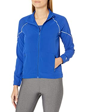 Soffe Women's Game Time Warm-Up Jacket