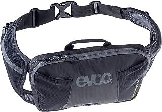 EVOC HIP POUCH 1 Hüfttasche Bauchtasche Hüftbeutel für Bike-Touren & Trails (1l Fassungsvermögen, AIR PAD SYSTEM für den o...