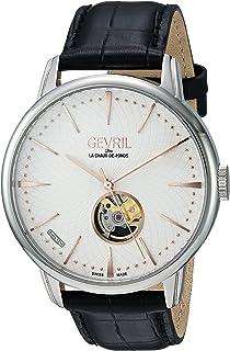 Gevril - Reloj analógico para Hombre de 9601