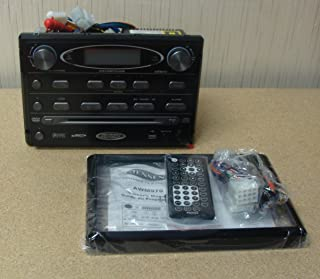 JENSEN AWM970 AM/FM RADIO CD/DVD PLAYER USB IPOD READY - NO REMOTE CONTROL INCLUDED