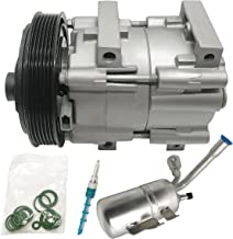 RYC Remanufactured AC Compressor and A/C Clutch Kit EG163K1 DOHC ONLY