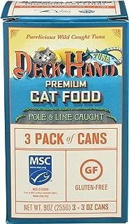Deck Hand, Cat Food Tuna, 3 Ounce, 3 Pack