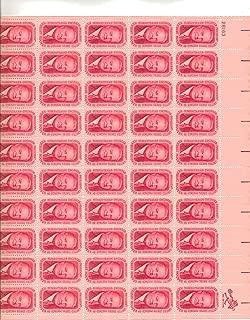 Herbert Hoover Full Sheet of 50 X 5 Cent Stamp Scott 1269