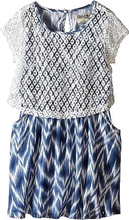 Lace Dress (Little Kids)
