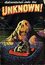 Adventures into the Unknown #2