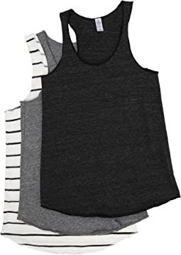 Alternative Meeg's Racerback Tank Bundle