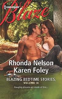 Blazing Bedtime Stories, Volume IX: An Anthology