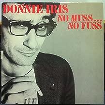 Donnie Iris No Muss No Fuss vinyl record