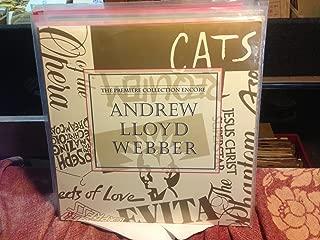 Andrew Lloyd Webber Laser Disc Premier Collection Encore Phantom Of The Opera Cate ETC...