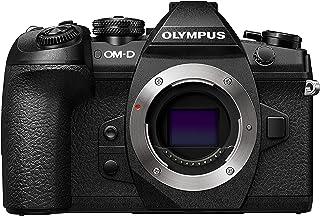 Olympus OM-D E-M1 Mark II - Cámara de Sistema Micro Cuatro Tercios 16 Megapíxeles Estabilizador de Imagen de Cinco Ejes Visor Electrónico Negro