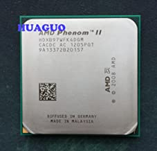 AMD Phenom II X4 B97 3.2 GHz Quad-Core CPU Processor HDXB97WFK4DGM Socket AM3 95W