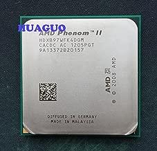 AMD Phenom II X4 B97 3.2 GHz Quad-Core CPU Processor HDXB97WFK4DGM Socket AM3 95W