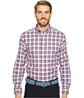Vineyard Vines - French Quarter Plaid Classic Murray Shirt