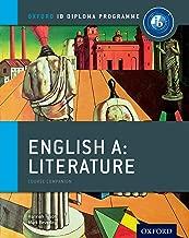 IB English A Literature (Oxford IB Diploma Programme)