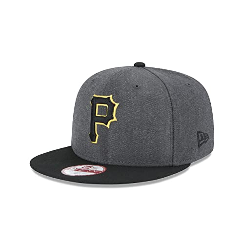 8a54e5b3960 New Era MLB Heather Graphite 9FIFTY Snapback Cap