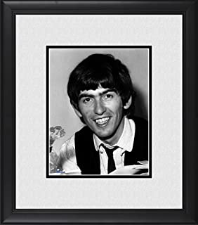 George Harrison The Beatles Framed 8