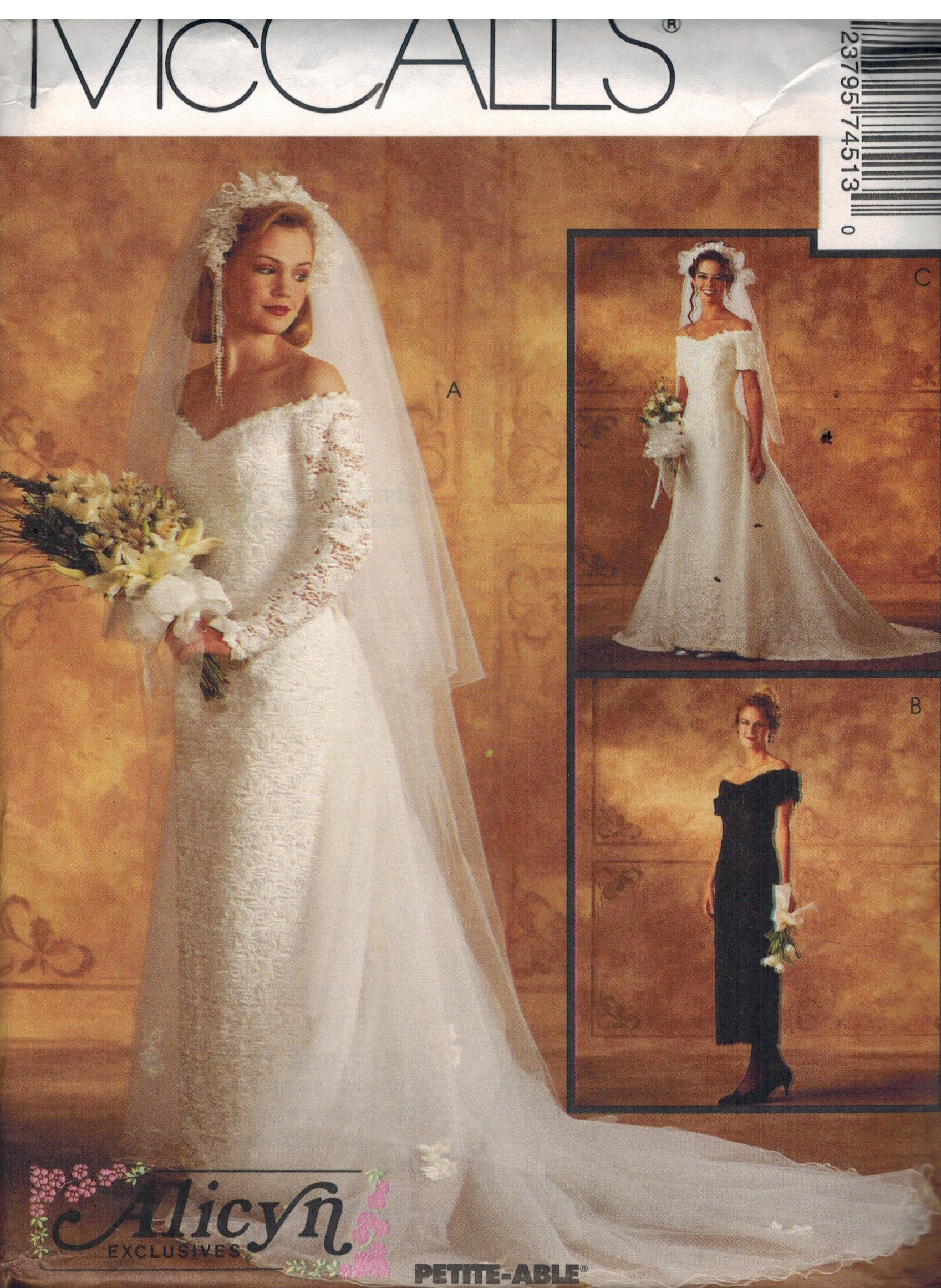 Mccalls Wedding Dress Patterns Browse Patterns,Mothers Bride Wedding Dresses