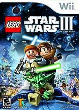 LucasArts LEGO Star Wars III - Juego (Wii
