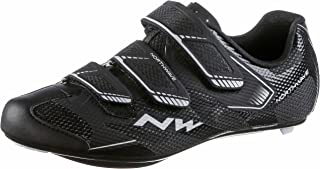 chaussures northwave starlight 3s femme noir blanc bleu