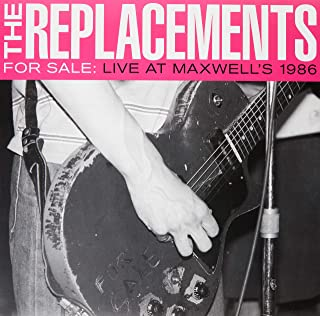 FOR SALE: LIVE AT MAXWELL'S 1986 [2LP] [12 inch Analog]