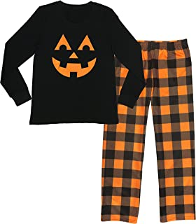 Under Disguise Family Matching Halloween Pajama Sets - Sizes for all Ages!