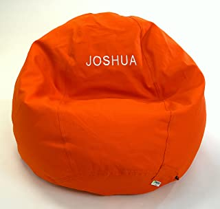 Best orange bean bag chairs Reviews
