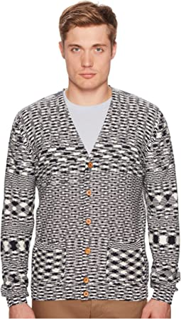 Missoni - Check/Spacedye Cardigan