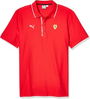 Motorsport Men's Ferrari Logo Polo