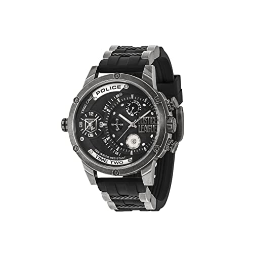 8966d96ae Police Limited Edition Justice League Watch 14536JQ/02P