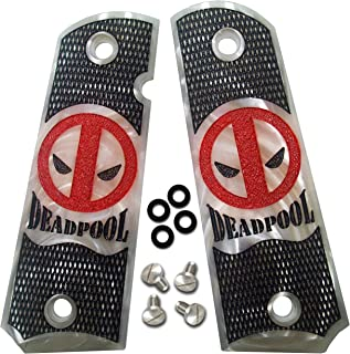 deadpool pistol grips