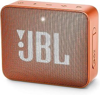 JBL 6925281931949 Go 2 Wireless Portable Bluetooth Speaker, Orange