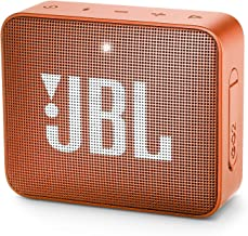 JBL GO2 - Waterproof Ultra Portable Bluetooth Speaker - Orange