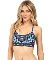 Mara Hoffman - Rugs Cross Back Bra