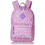 Herschel Heritage Youth Kid's Backpack, Pop Leopard, One Size