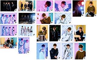 NEWS LIVE TOUR 2019 WORLDISTA グッズオフショット 公式写真 22枚フルセット 【小山慶一郎】